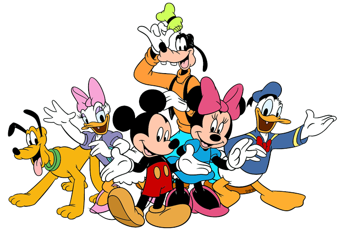 Mickey Mouse And Friends Clip Art Images 9 Disney Clip
