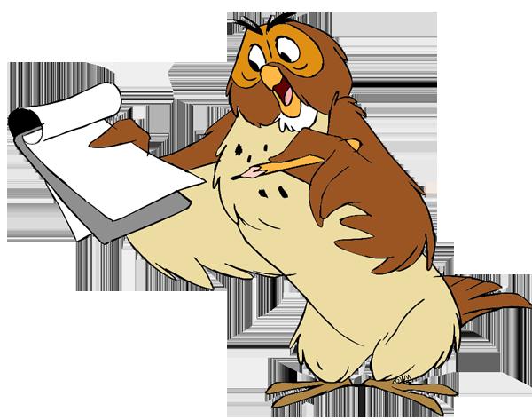 Owl clip art images winnie the pooh at disney clip art galore