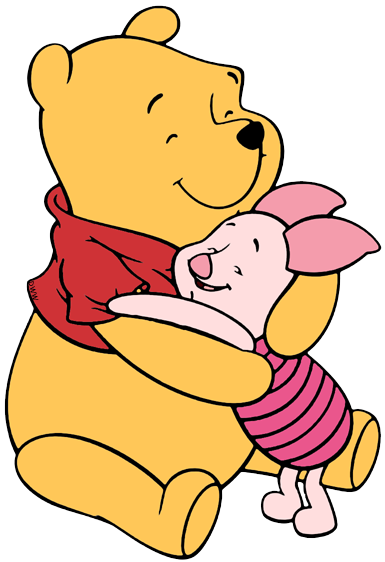 Winnie the Pooh and Friends Clip