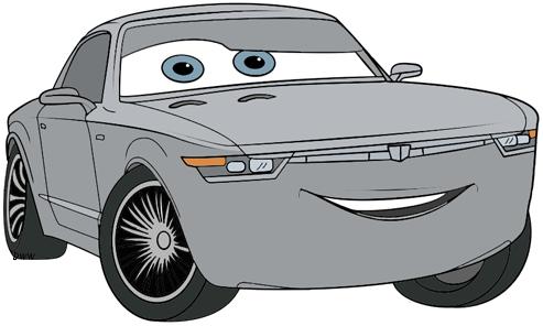 Disney Pixar 39 s Cars Clip Art 3
