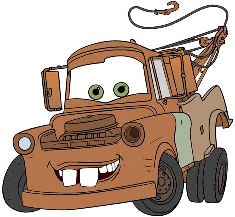 Disney Pixar 39 s Cars Clip Art