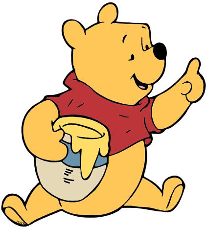Honigtopf Winnie Pooh