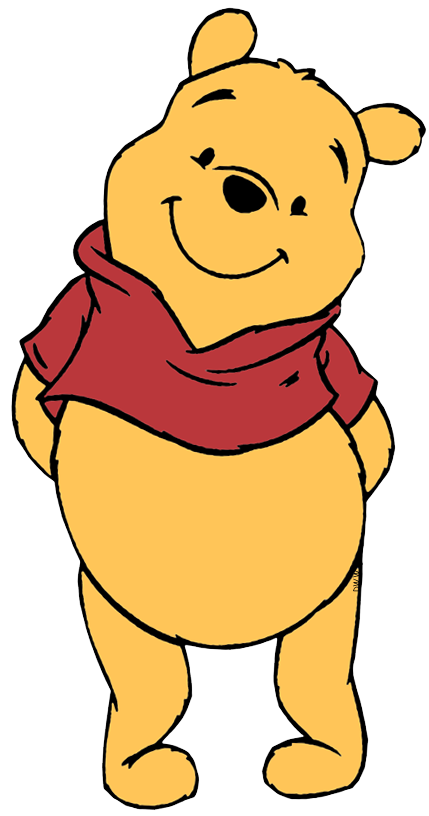 Winnie the Pooh Clip Art 10 | Disney Clip Art Galore