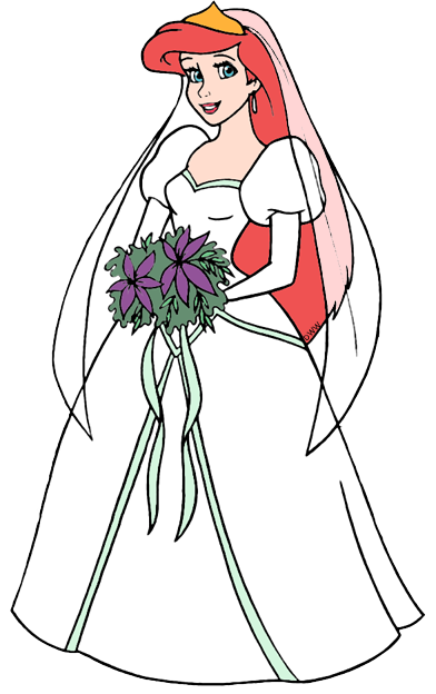 Disney Weddings Clip Art 2 Disney Clip Art Galore