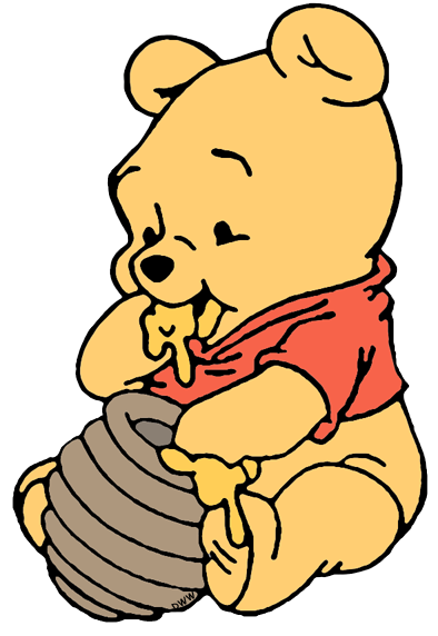 baby pooh clip art disney clip art galore rh disneyclips com Baby Eeyore Clip Art Cute Baby Pooh Bear