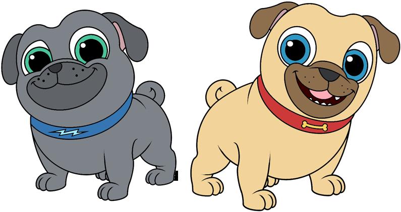 Puppy Dog Pals Clip Art Disney Clip Art Galore
