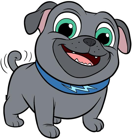 Puppy Dog Pals Clip Art Disney
