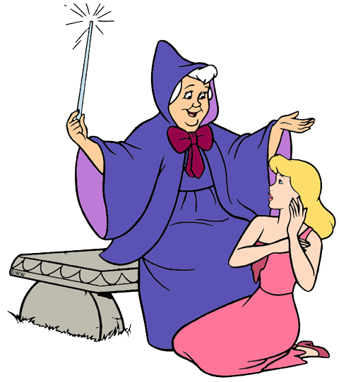 fairy godmother clip art disney clip art galore rh disneyclips com free cinderella carriage clipart