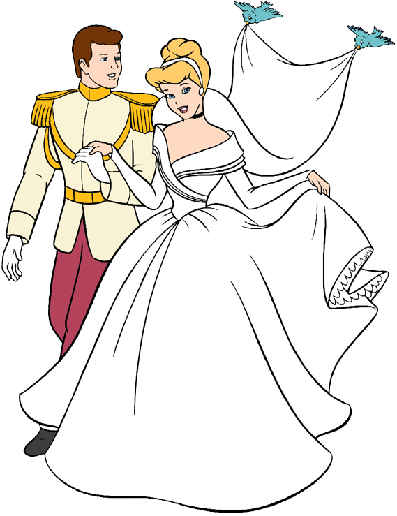Disney Weddings Clip Art Disney Clip Art Galore