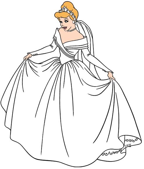 Disney Weddings Clip Art | Disney Clip Art Galore