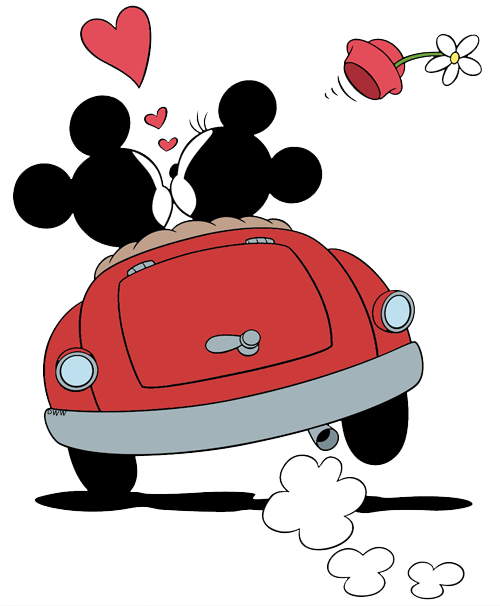 Disney Valentine's Day Clip Art 3 | Disney Clip Art Galore
