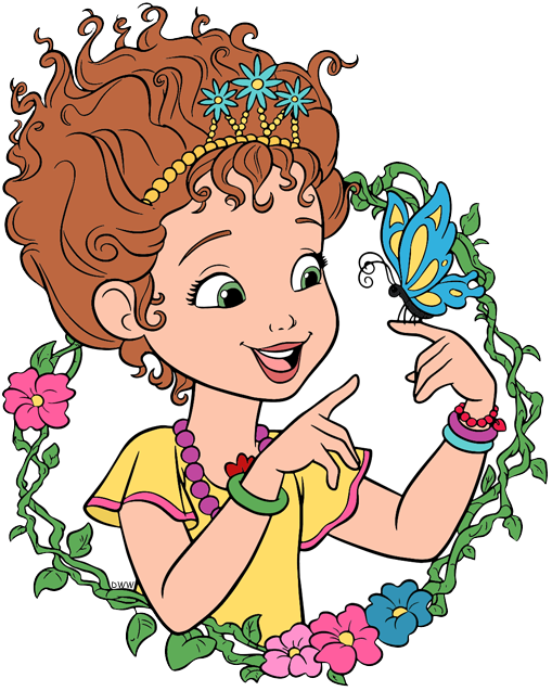 It is a picture of Playful Fancy Nancy Clipart