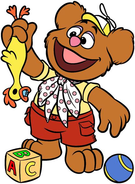 Disney Junior 39 s Muppet Babies Clip