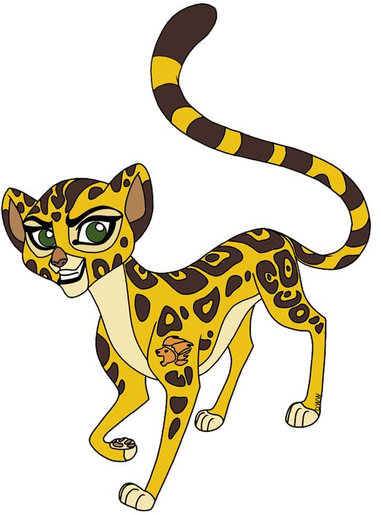 The Lion Guard Clip Art