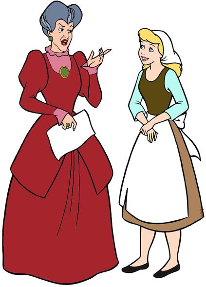 Lady Tremaine Anastasia And Drizella Clip Art Disney