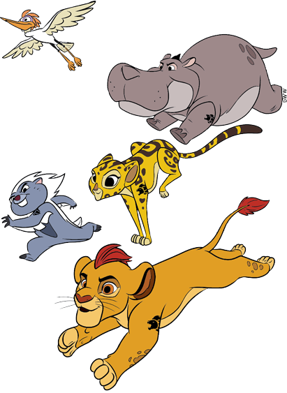 The Lion Guard Clip Art Disney Clip Art Galore