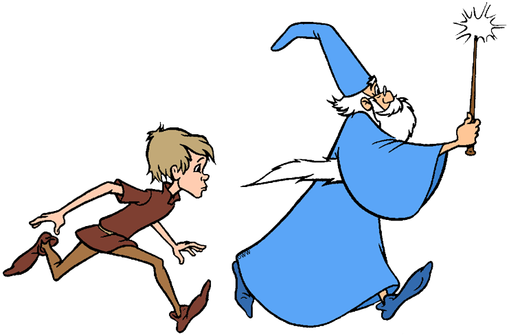 The Sword in the Stone Clip Art