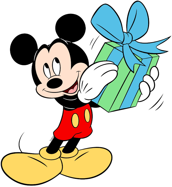Disney Birthdays And Parties Clip Art Disney Clip Art Galore
