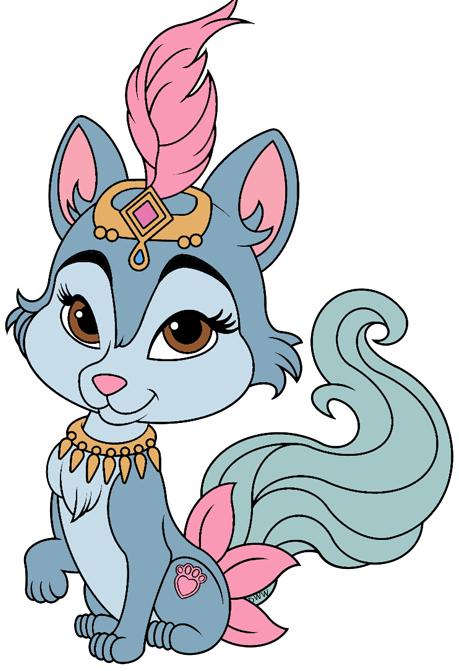 Palace Pets Clip Art 4 Disney Clip Art Galore