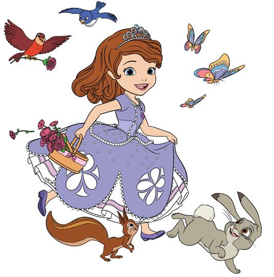 princess sofia free clip art - photo #21