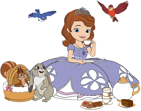 Sofia the First Clip Art Images | Disney Clip Art Galore