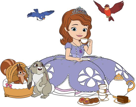 princess sofia free clip art - photo #20