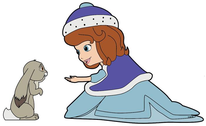 Sofia the First Clip Art Disney