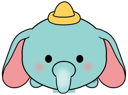 Disney Tsum Tsum Clipart 9: Disney Tsum Tsum Clip Art 2