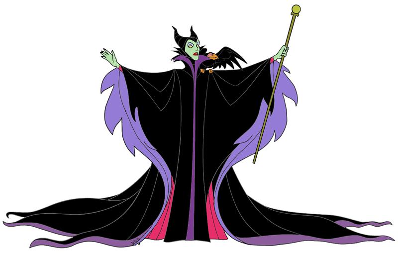 Maleficent Clip Art | Disney Clip Art Galore