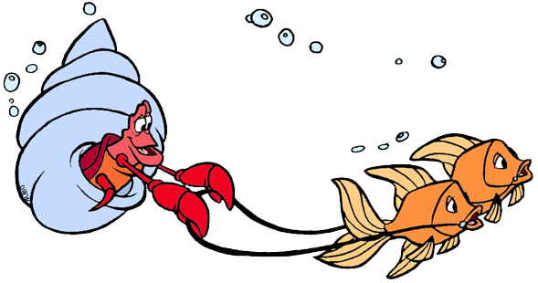 Sebastian The Crab Clip Art 2 Disney Clip Art Galore