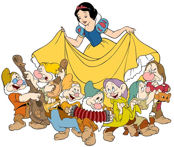 The Seven Dwarfs Clip Art Images | Disney Clip Art Galore