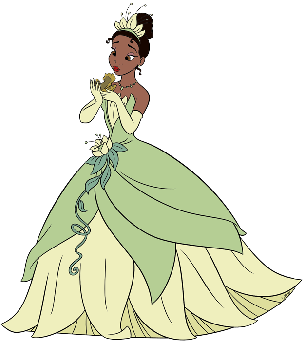 The Princess And The Frog Clip Art 3 Disney Clip Art Galore