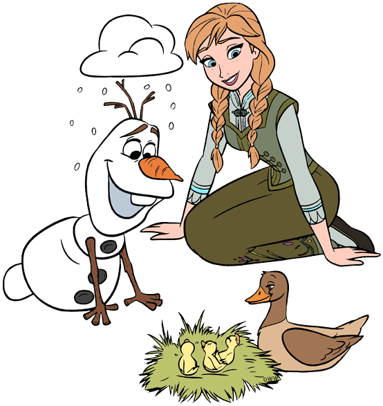 Frozen Clip Art 3 Disney Clip Art Galore