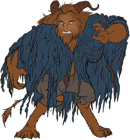 Beauty And The Beast Live Action Coloring Pages