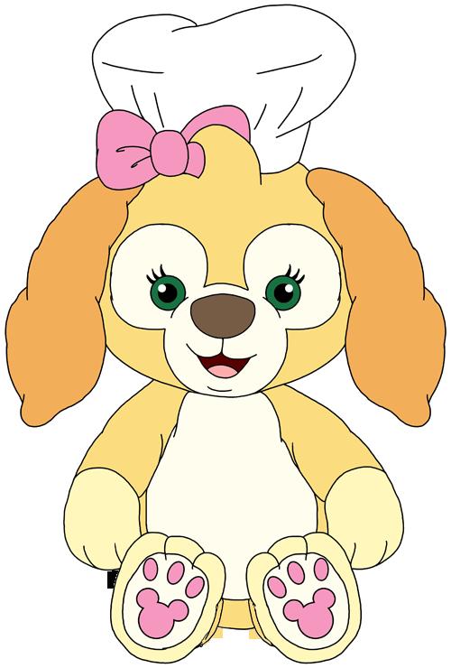 Duffy and Friends Clip Art Disney