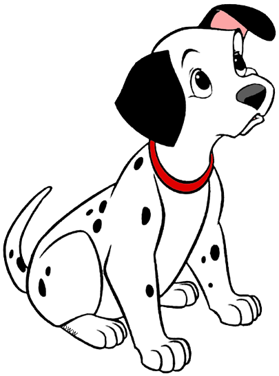 101 dalmatians puppies clip art disney clip art galore rh disneyclips com dalmatian clipart black and white dalmatian clip art black and white