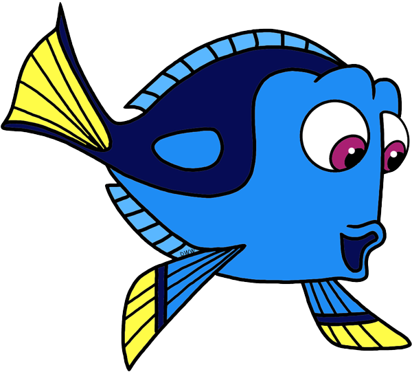 finding dory clip art disney clip art galore rh disneyclips com clip art of fish fins clip art of fish fry