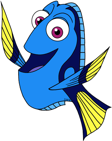 finding dory clip art disney clip art galore rh disneyclips com hand clipart ant clipart