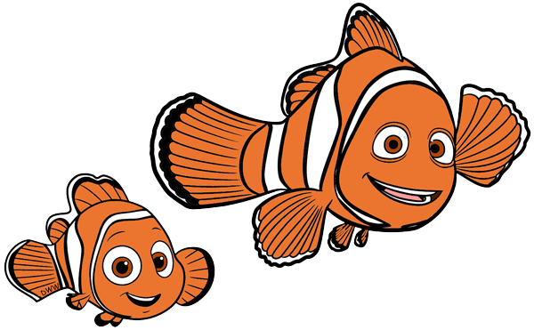 Finding Nemo Characters Mr Ray Finding Dory Clip Art ...