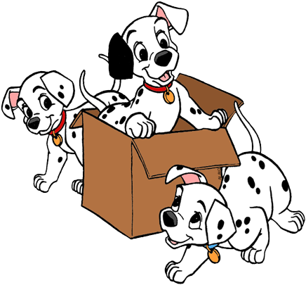 101 dalmatians puppies clip art 4 disney clip art galore rh disneyclips com clipart dalmatien dalmatian dog clipart