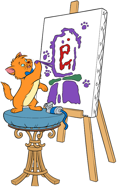 The Aristocats Clip Art 2 | Disney Clip Art Galore