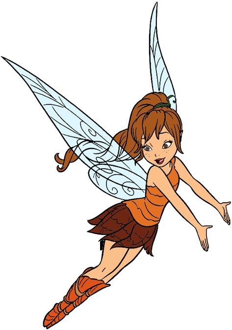 Disney Fairies 39 Fawn Clip Art