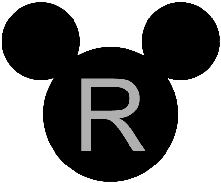 Mickey Mouse Ears Alphabet Clip Art Disney Clip Art Galore