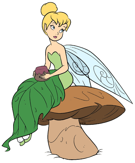 Disney Fairies Tinker Bell Clip Art