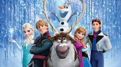 Frozen Songs With Lyrics From The Soundtrack Disney