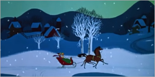Once Upon A Wintertime Lyrics From Melody Time Disney Song Lyrics