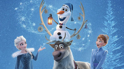 Olaf S Frozen Adventure Songs With Lyrics From The