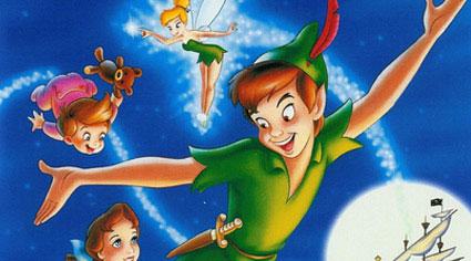 Peter Pan Songs With Lyrics Disney Movie Song Lyrics