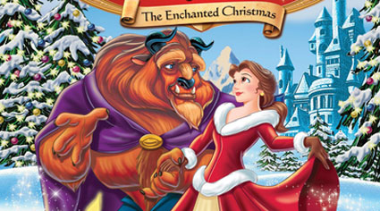 Beauty And The Beast Christmas.Beauty And The Beast The Enchanted Christmas Songs With