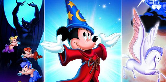 Fantasia The Disney Canon Disneyclips